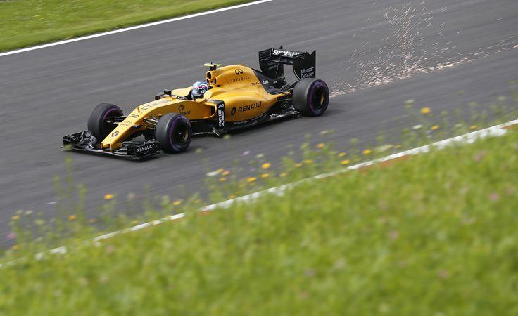 2016 Austrian GP - Jolyon Palmer (Renault) [4500x2753]