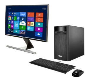 New Desktop Computers Configuration