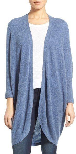 Halogen ® Cashmere Kimono Cardigan