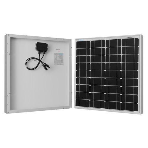 50 Watt 12 Volt Monocrystalline Solar Panel New Edition Monocrystalline Solar Panels Solar Panels Best Solar Panels