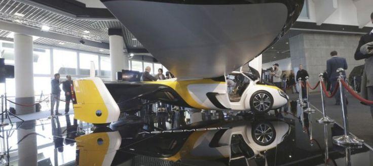 Prví zákazníci by slovenský Aeromobil mali dostať v roku 2020