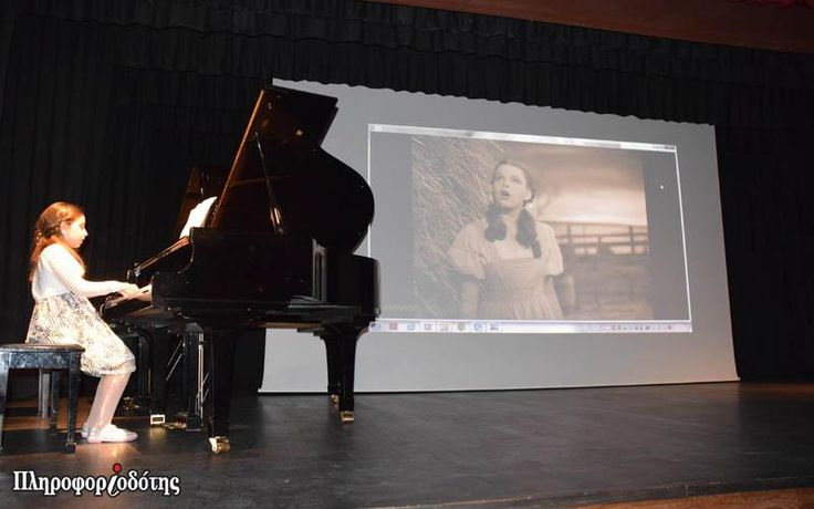 Μουσική κινηματογράφου από τους μαθητές του Δημοτικού Ωδείου Βέροιας στην Βέροια (φωτογραφίες, βίντεο)