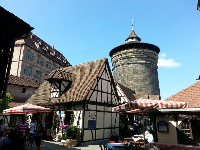 nürnberg in bayern now we here a castle city of ge rmany here you can found many
