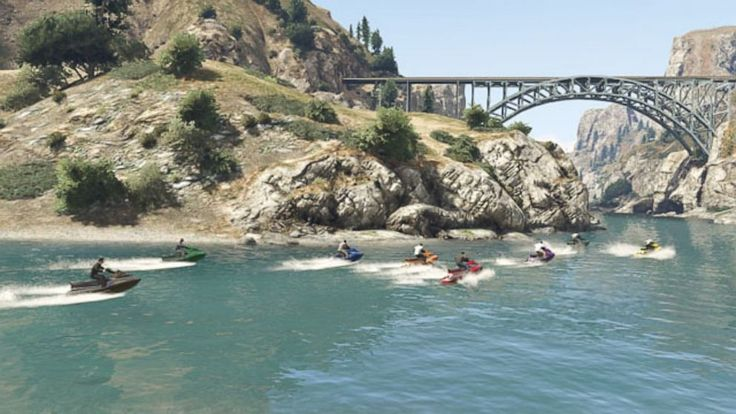 Grand Theft Auto Online Launches With Some Glitches