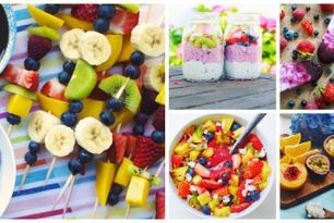Summertime Sadness // My 12 favorite summery recipes