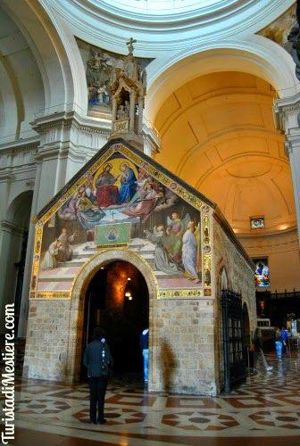Turista di mestiere: La Porziuncola: una chiesa nella chiesa