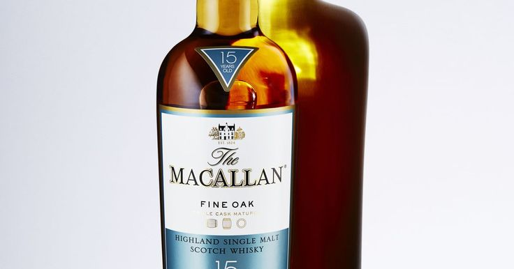 """Tardie  says Macallan is """"without question one of the most recognizable brands in the list — and for good reason. """"The  Macallan produces some of the finest whiskies available ,"""" he explains. """"Guinness Book of World Records even confirms The Macallan to be the most expensive whiskey sold at auction."""" Fortunately, the  15-year Fine Oak  is much more obtainable. """"This is the perfect whiskey to have at a dinner party,"""" says Tardie, """"Impressive, recognizable, and oh-so-good.""""  [g..."""