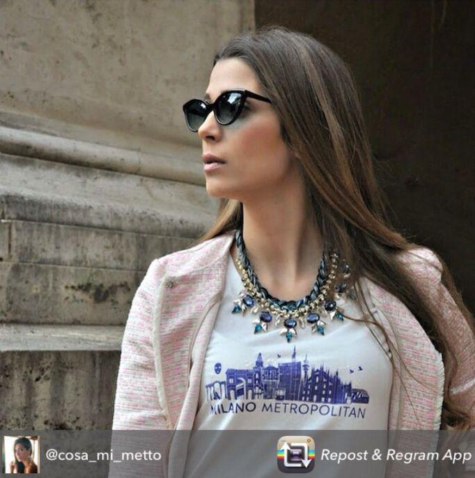 Grazie @Cosa Mi Metto? fashion blog by Fabrizia Spinelli visita il sito www.canwink.com consegna in 2/3 giorni!