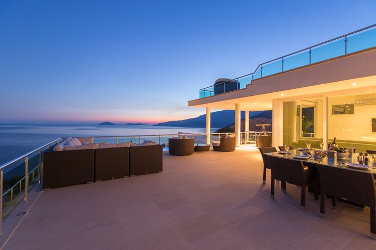 Exclusive holiday villas in Kalkan, Turkey.  www.overseascollection.com