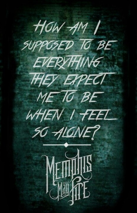 "~Memphis May Fire~ ""miles away"""
