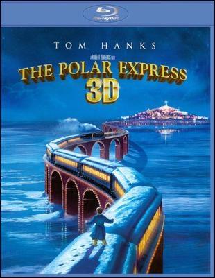The Polar Express Blu-ray 3D