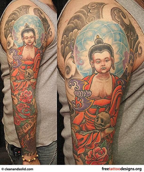 Buddhist Elephant Tattoo Meaning: 22 Best Buddha Images On Pinterest