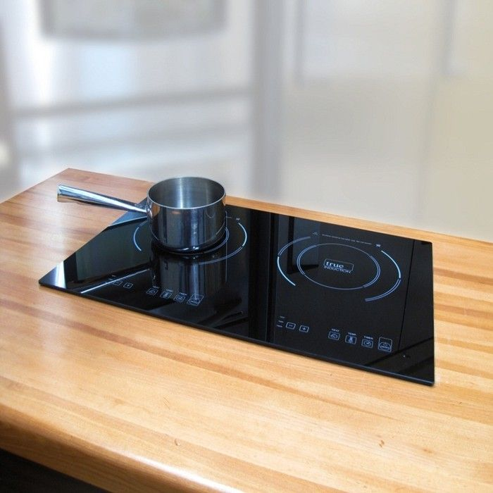 Induction cooker for the kitchen