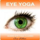 These eye yoga exercises will help you relax and strengthen the muscles of the eye.  These exercises will also help you relax and clear your mind.