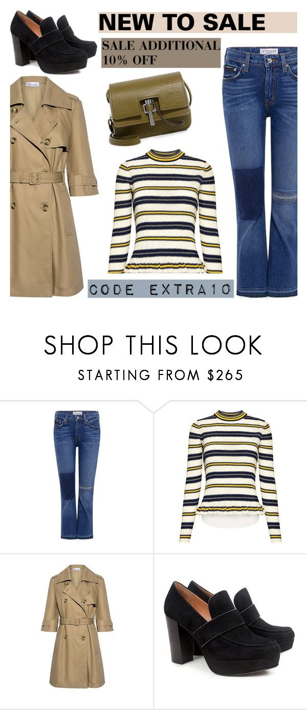 """""""New to Sale + Further Reduction : Up To 70% Off"""" by ifchic ❤ liked on Polyvore featuring 10 Crosby Derek Lam, RED Valentino, Carven and contemporary"""