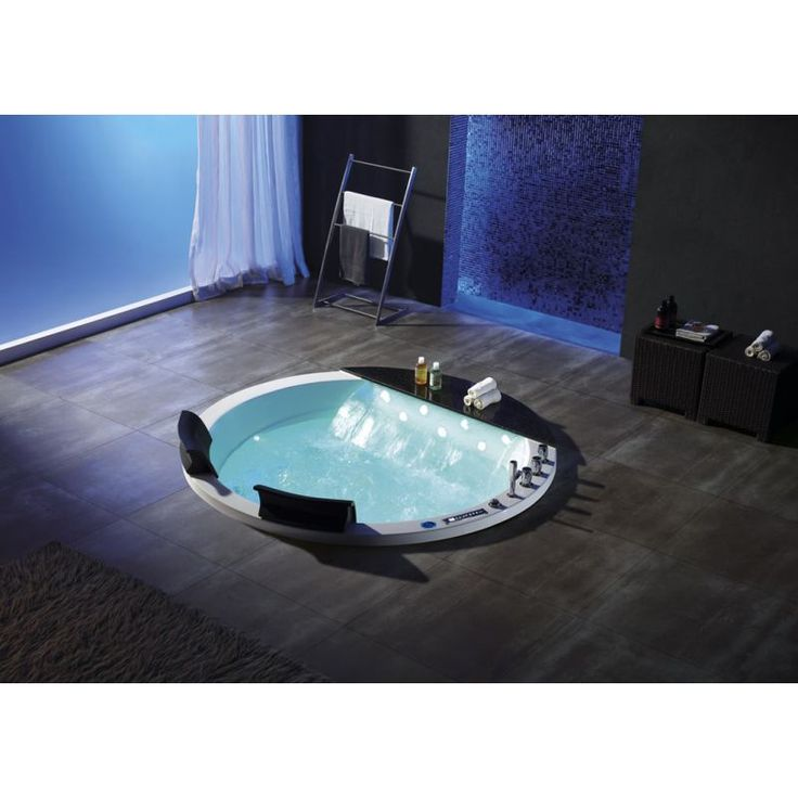 les 25 meilleures id es de la cat gorie baignoire ronde. Black Bedroom Furniture Sets. Home Design Ideas