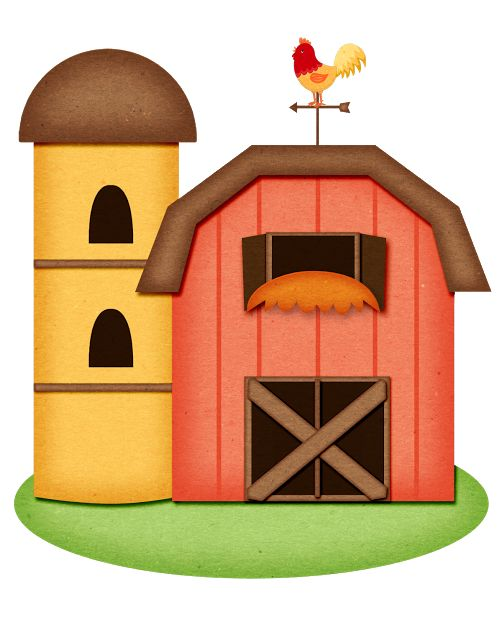 Filing Papers Cutting Files Paper Piecing Cuttings Barns Clip Art Templates Farmhouse Animales