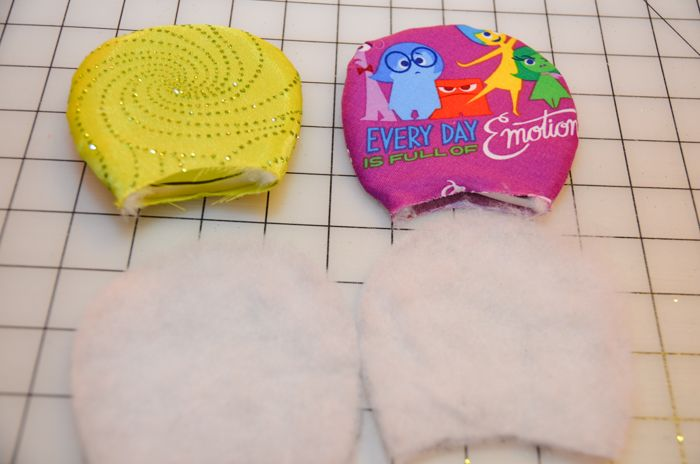 Great tutorial for making custom Mickey Ears - includes lots of step by step pictures too.