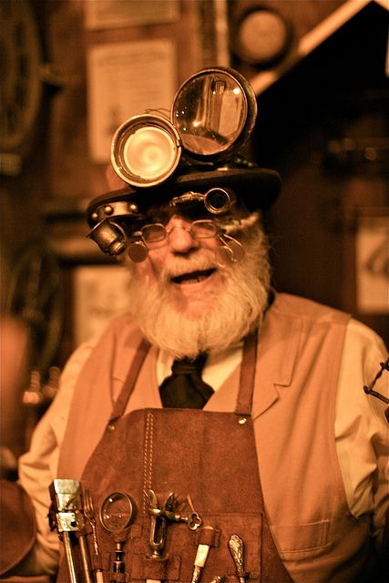 victorian scientist, via Flickr.