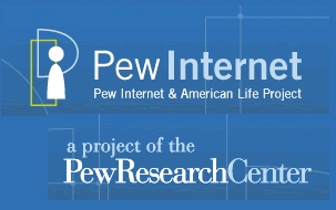 """The Pew Internet & American Life Project is one of seven projects that make up the Pew Research Center, a nonpartisan, nonprofit """"fact tank"""" that provides information on the issues, attitudes and trends shaping America and the world. The Project produces reports exploring the impact of the internet on families, communities, work and home, daily life, education, health care, and civic and political life. surveys that examine how Americans use the internet and how their activities affect lives"""