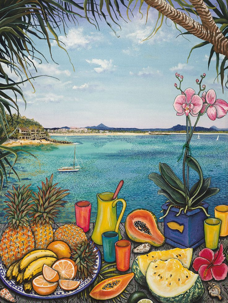 Sarina Baker: Little Cove Noosa