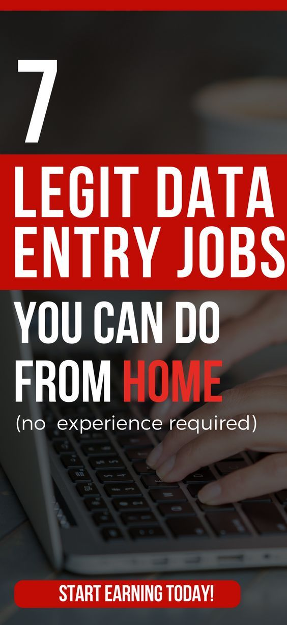 Discover the best online typing jobs you can work from home, without an investment. Get started today with no experience. data entry jobs from home for beginners | online typing jobs extra money | legit online jobs no experience #makemoneyonline #makemoney #sidehustles #extracash via @https://www.pinterest.com/thewaystowealth/