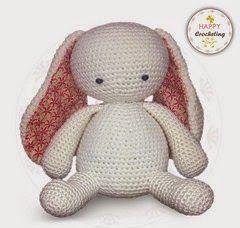 Amigurumi Bunny - FREE Crochet Pattern / Tutorial