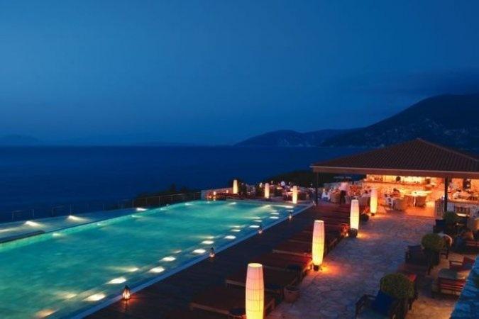 Emelisse Art Hotel in Kefalonia