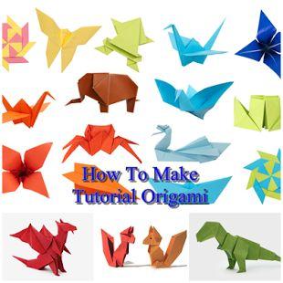 How To Make Tutorial Origami- screenshot thumbnail