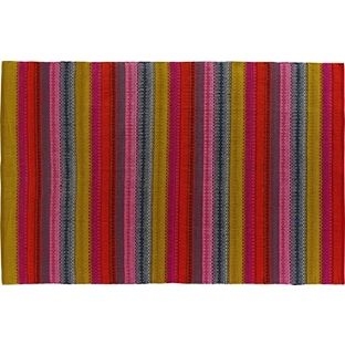 Buy Habitat Agnes Flat Weave Rug 120x180cm - Multicoloured at Argos.co.uk - Your Online Shop for Rugs and mats.