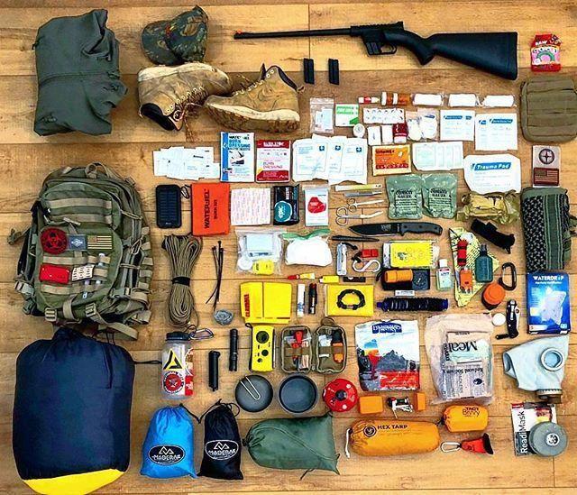 Pin On Survival Kit
