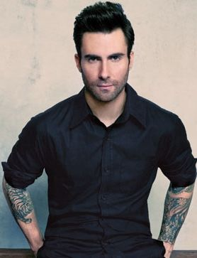 Adam Levine Favorite Things like Food, Color, Bands, Movie and Hobbies etc. details.