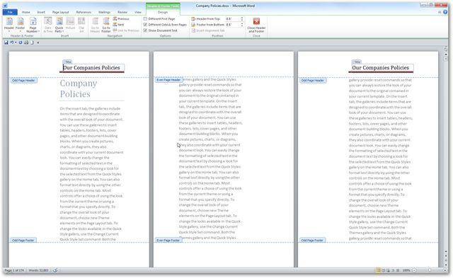 how to make a booklet in word mac