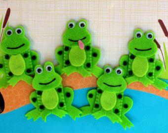 1872 mejores im genes sobre puppets en pinterest for Frog finger puppet template