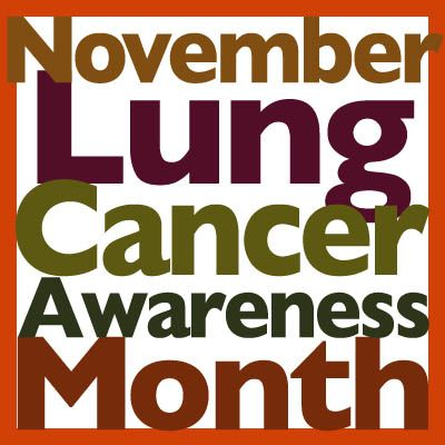 Lung Cancer Awareness Month - ePromos Education Center