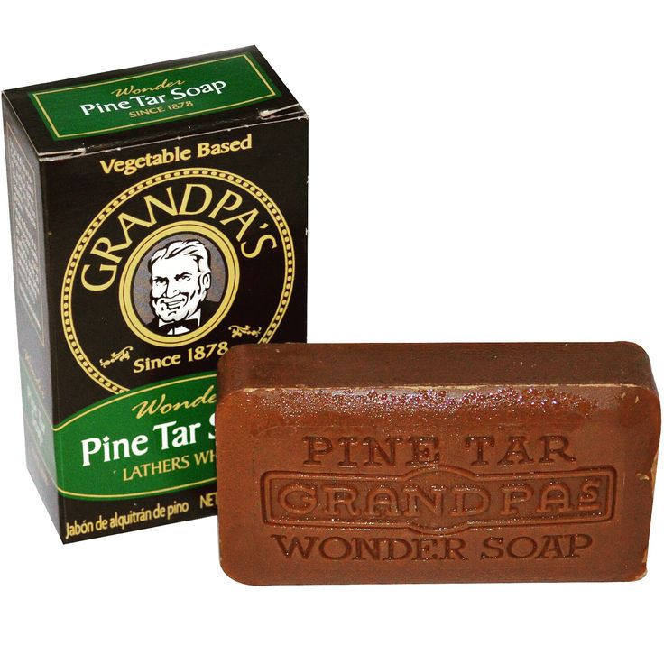 Pine Tar Soap Whole Foods