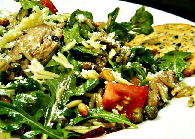 Chicken Florentine Salad | Photo by Marianne