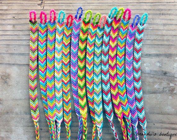 best 25 chevron friendship bracelets ideas on pinterest