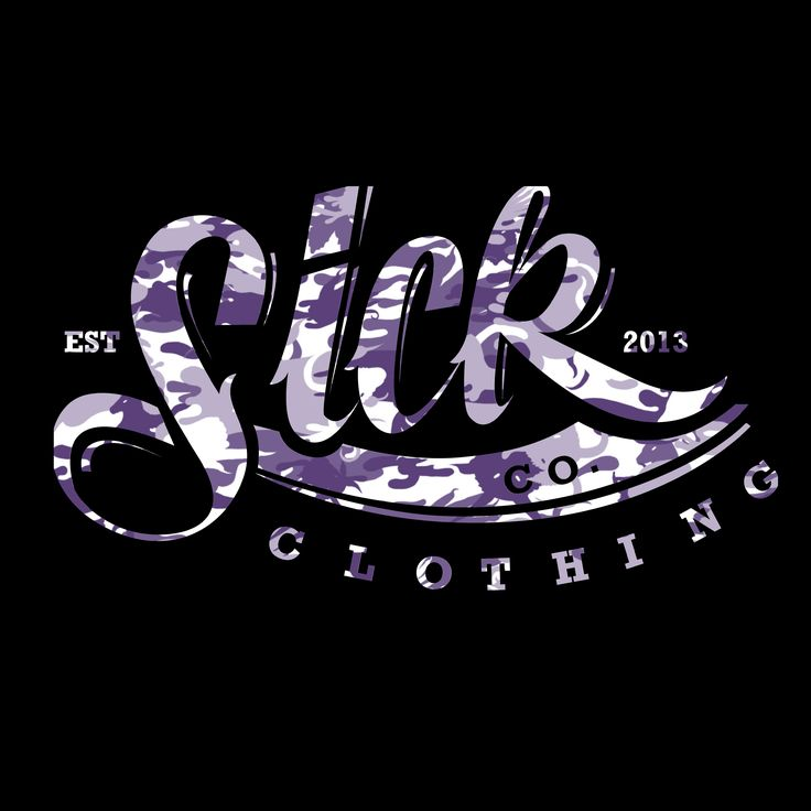 NEW SICK CAMO #logo #sick #clothing #madeinchile #camouflage #wear #typography #chile
