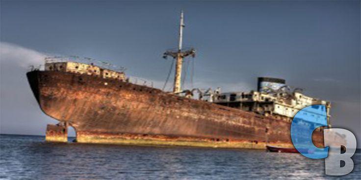 Después de 90 años, reaparece un barco extraviado en el Triángulo de las Bermudas y descubren algo insolito.