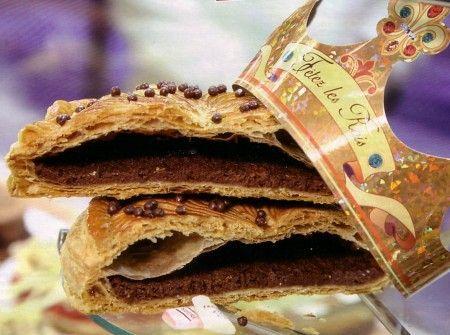 galette du rois cioccolato