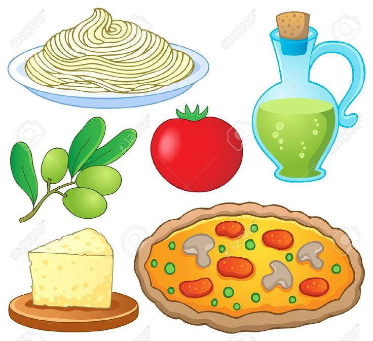 Spaghetti Dinner Stock Illustrations, Cliparts And Royalty Free ...