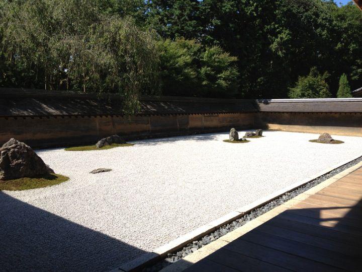 大雲山 龍安寺 Ryoan-ji Temple in 京都市, 京都府