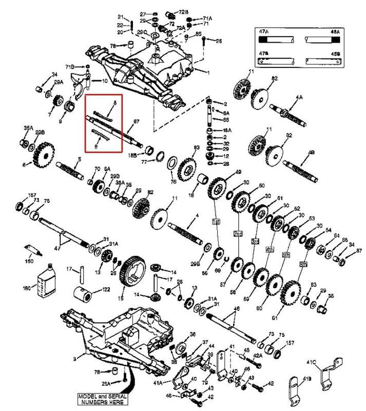 Craftsman Lt1000 Engine Diagram