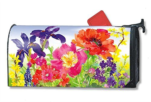 Mailbox Covers  MailWraps Garden Blooms Mailbox Cover 01326 Patio Design * This is an Amazon Associate's Pin. Find out more from the website by clicking the VISIT button.