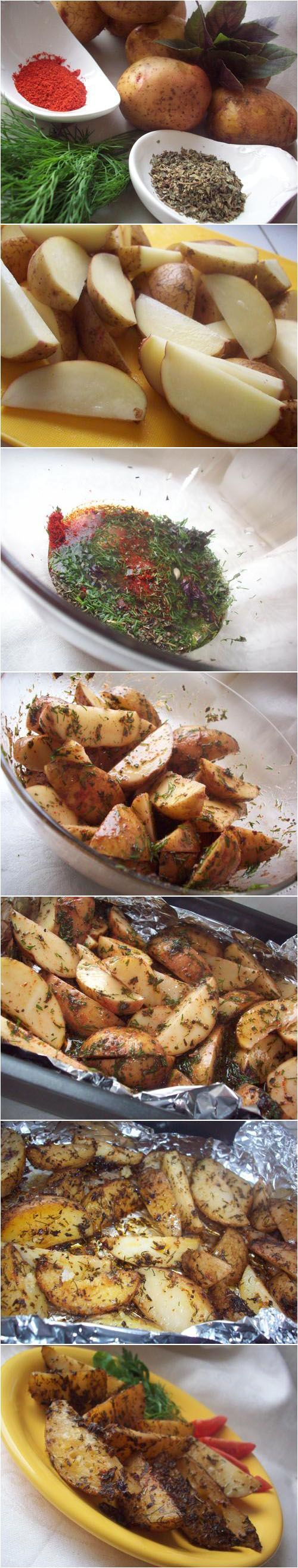 Easy Country Potatoes