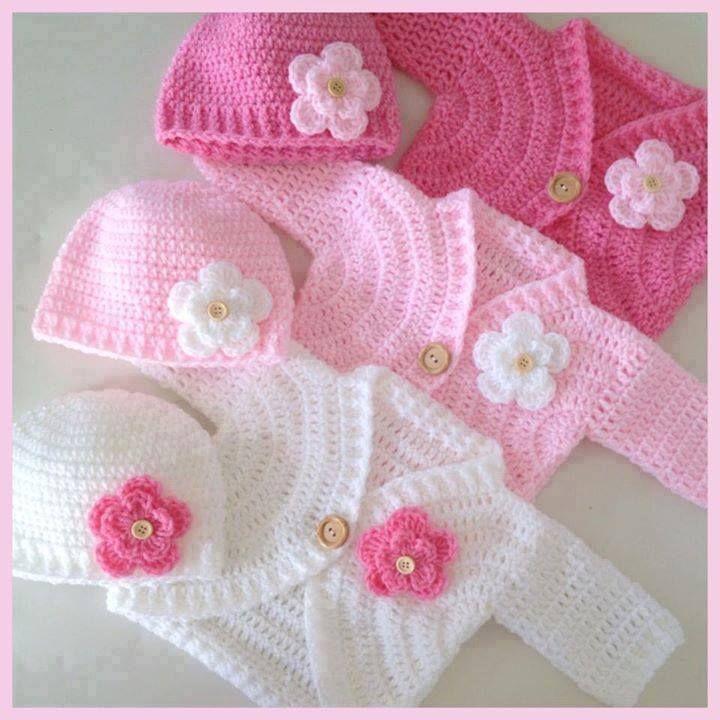 222Tutorial wiosenny sweterek na szydełku każdy rozmiar - sweater baby crochet