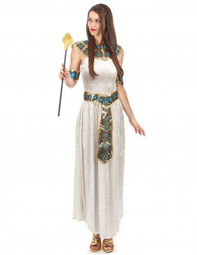 d guisement imp ratrice gyptienne femme egyptien d guisements et les robes longues. Black Bedroom Furniture Sets. Home Design Ideas