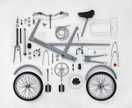 Alex Moulton's Moulton Bicycle