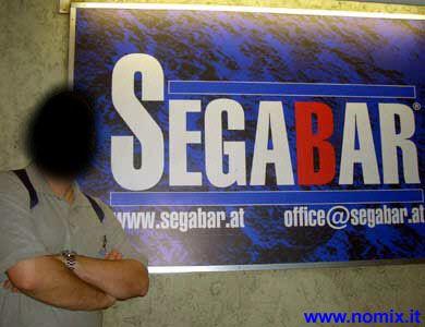 Sega Bar